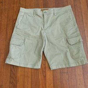 CLEAR WATER outfitters CARGO Shorts